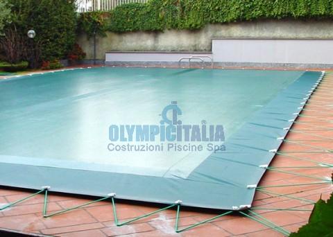 coperture invernali piscina